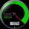 carbon footprint_button