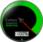 carbon footprint_button